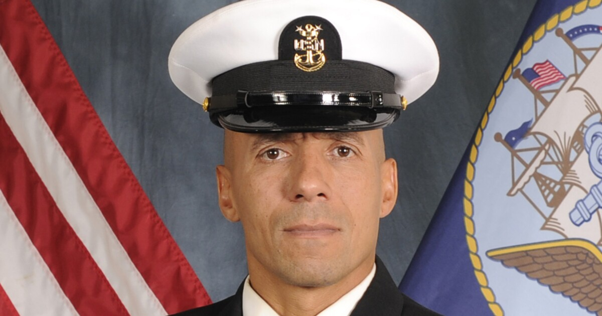 Navy SEAL named one of service's four fleet master chiefs