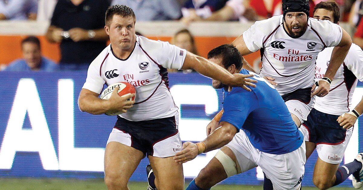 The US rugby revolution
