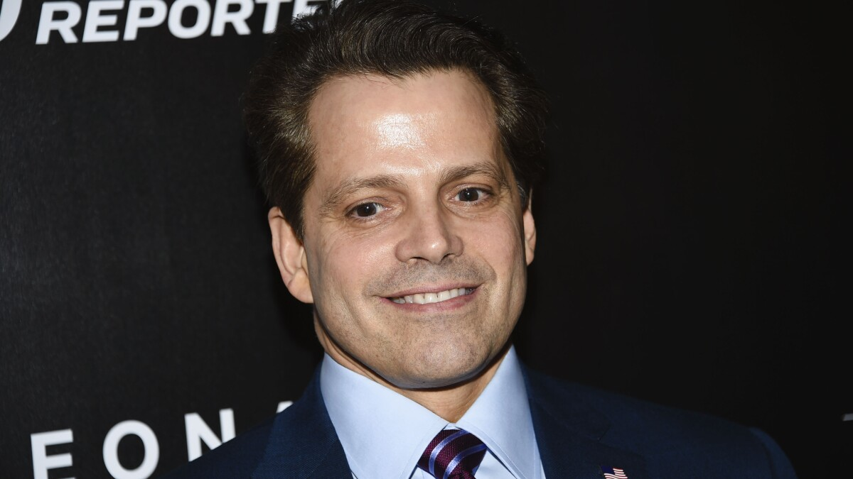 Anthony Scaramucci's comment on Trump 'mentally declining' signals his own fading career in Washington