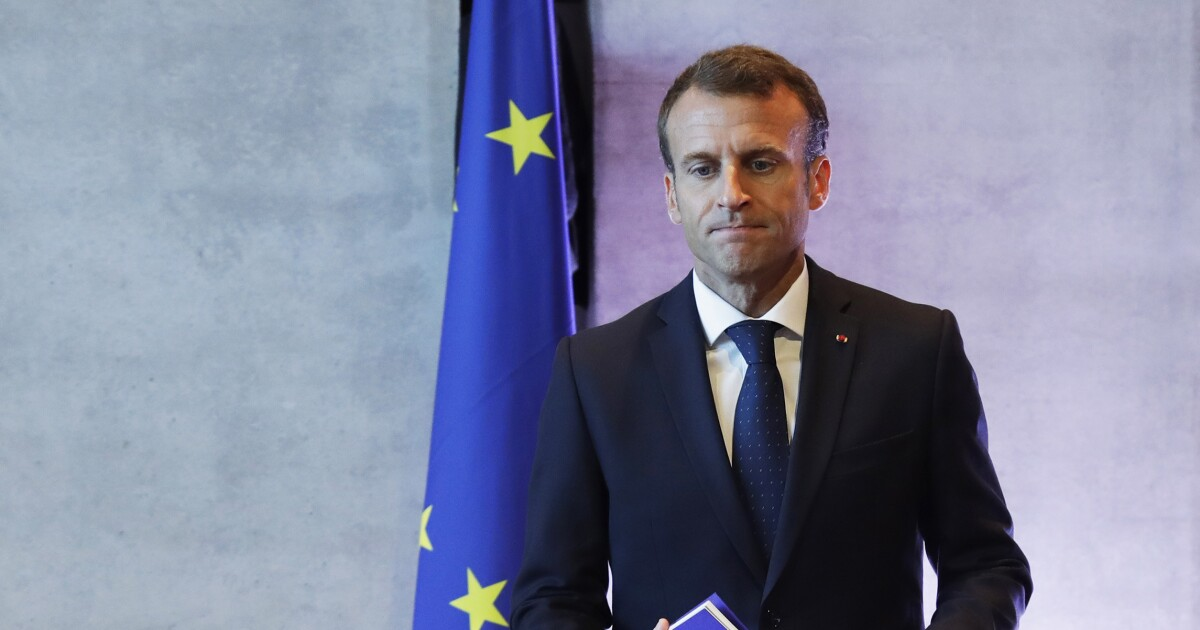 'It is dangerous': France's Macron startles allies and angers US officials with defense proposals