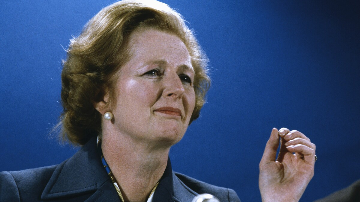 Liberals worry that Netflix's 'The Crown' might actually humanize Margaret Thatcher