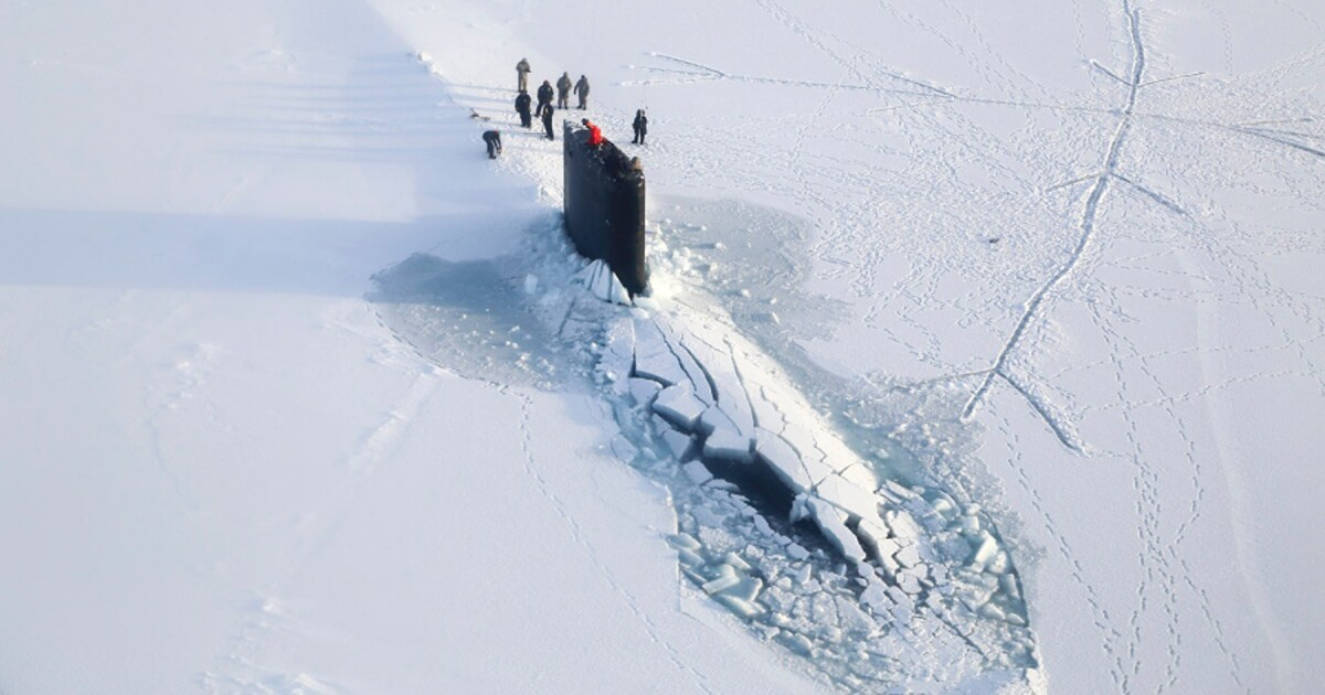 ab15688c4ea The next 'cold' war: America may be missing the boat in the Arctic