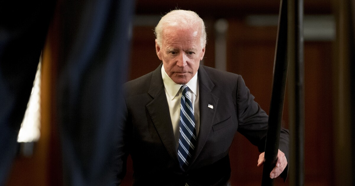 Joe Biden reveals he spoke with George Floyd`s...