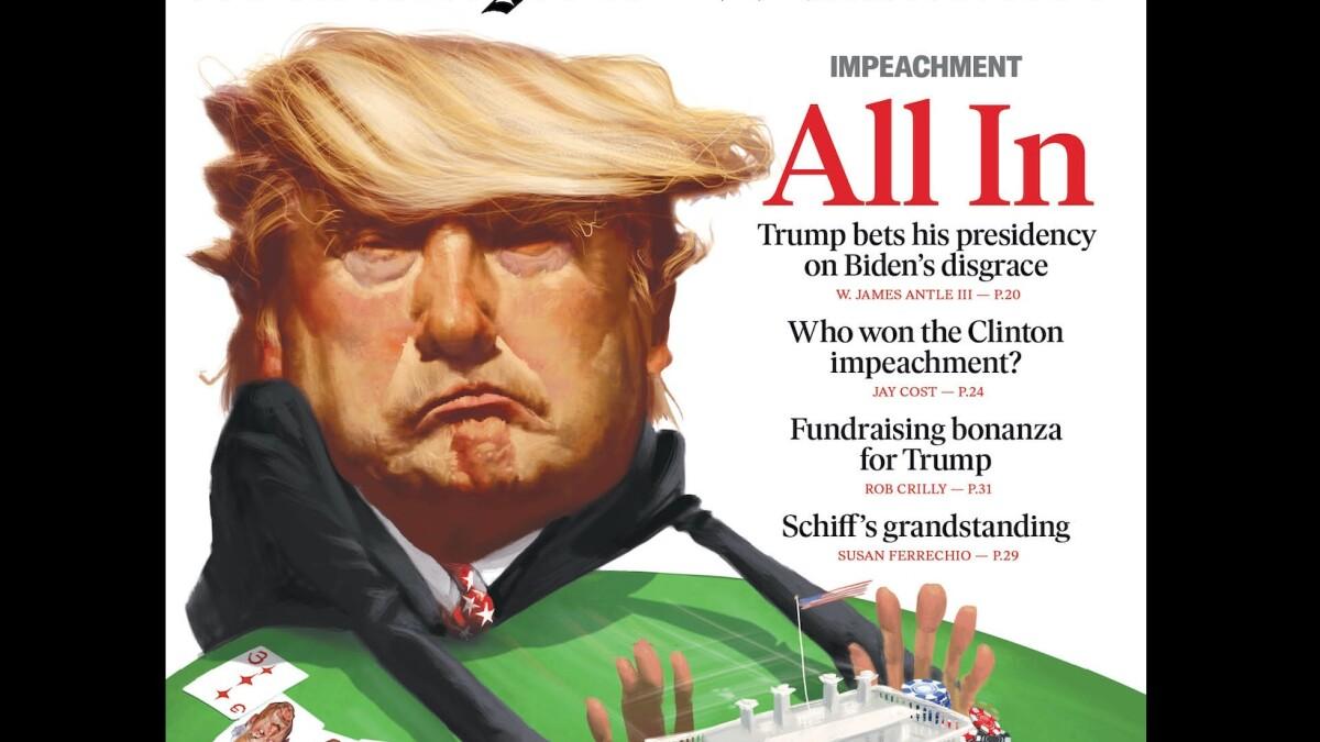 Inside the magazine: October 8