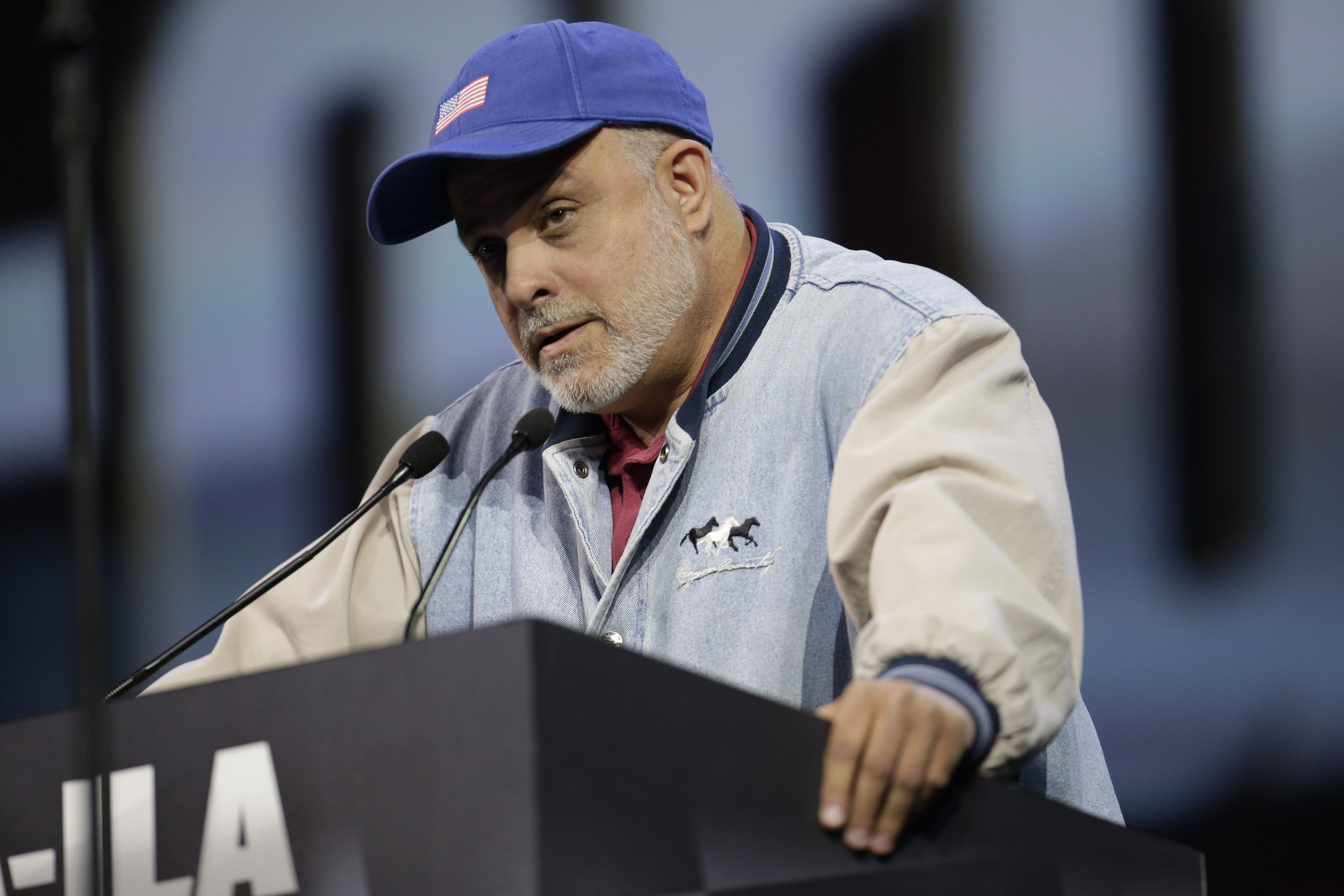 Mark Levin's press bashing book No. 1 -- three days before its release