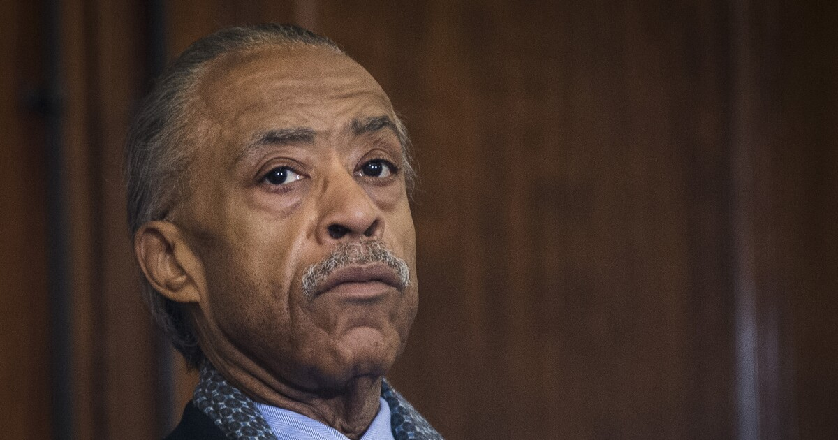 Al Sharpton's failed 2004 presidential campaign still nearly $1M in debt