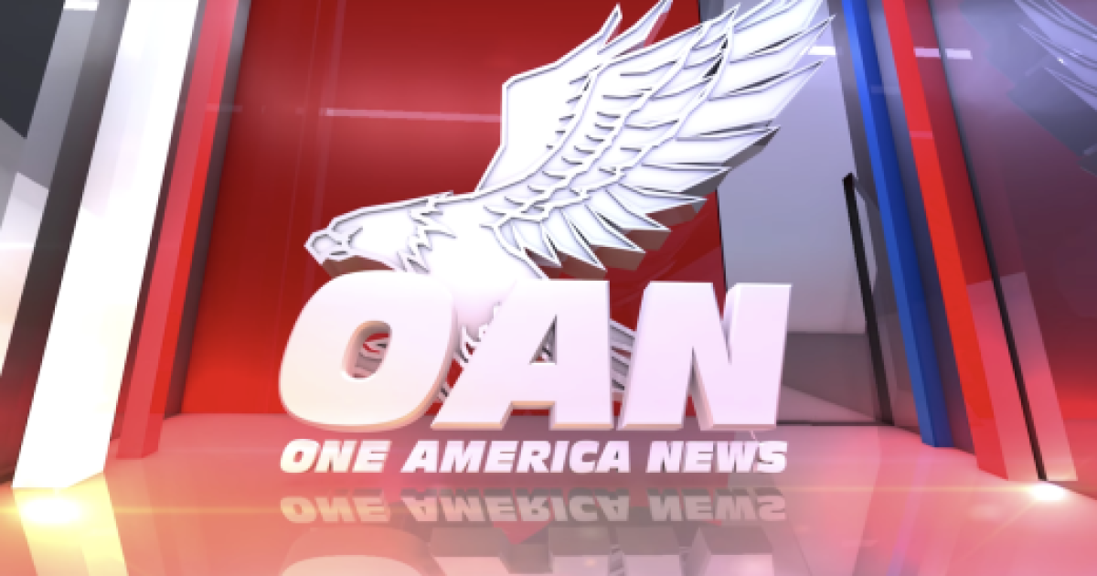 OANN host assisting Trump legal team contest 2020 election