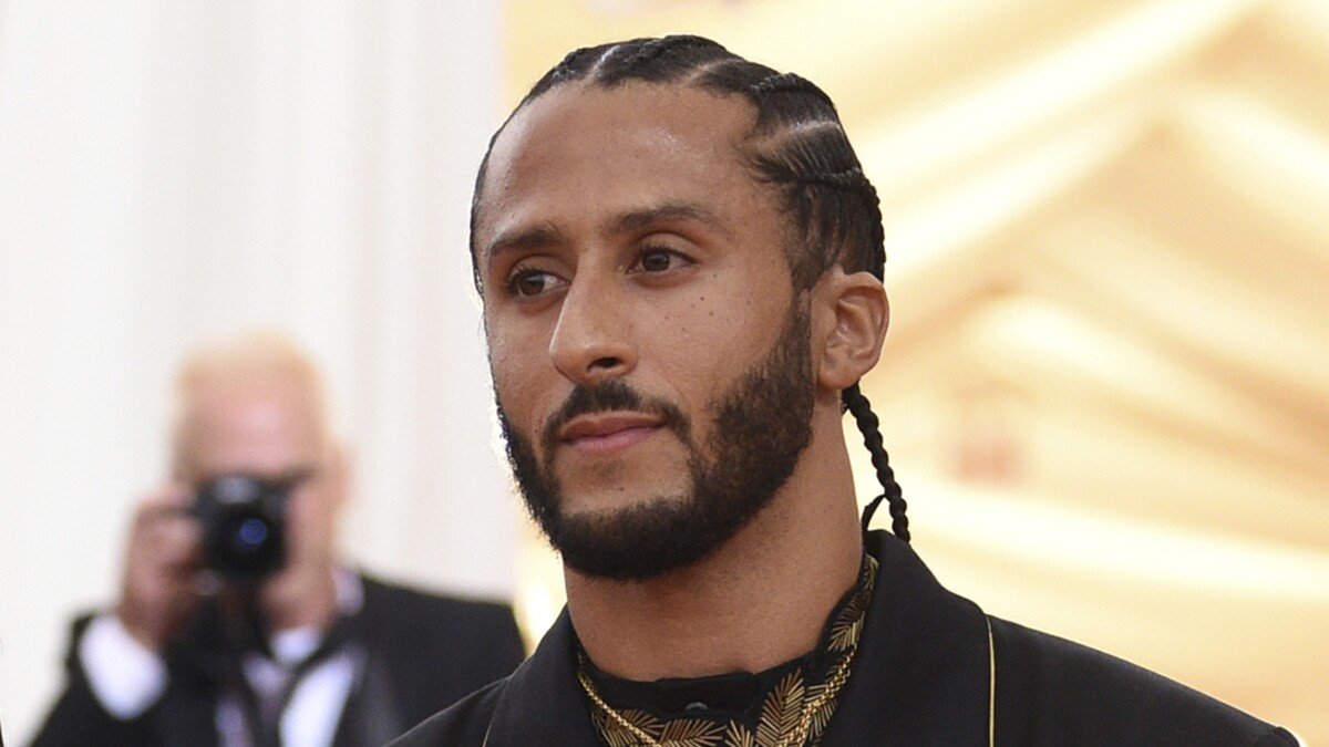 Colin Kaepernick to release memoir on his 'evolution' through his own publishing company