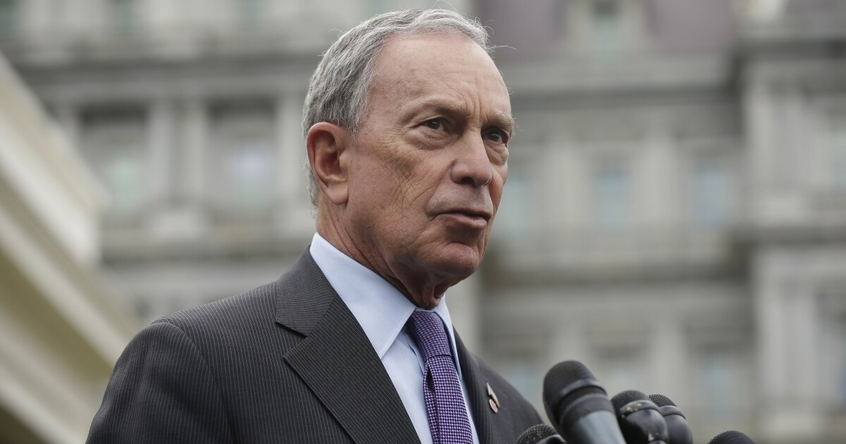 Bloomberg: US can't afford to ban fracking because 'we won't go to all renewables'