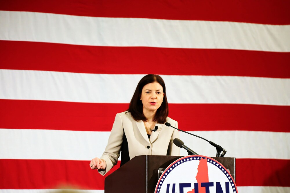 New Hampshire GOP Senator Kelly Ayotte Concedes After Losing by 0.1%