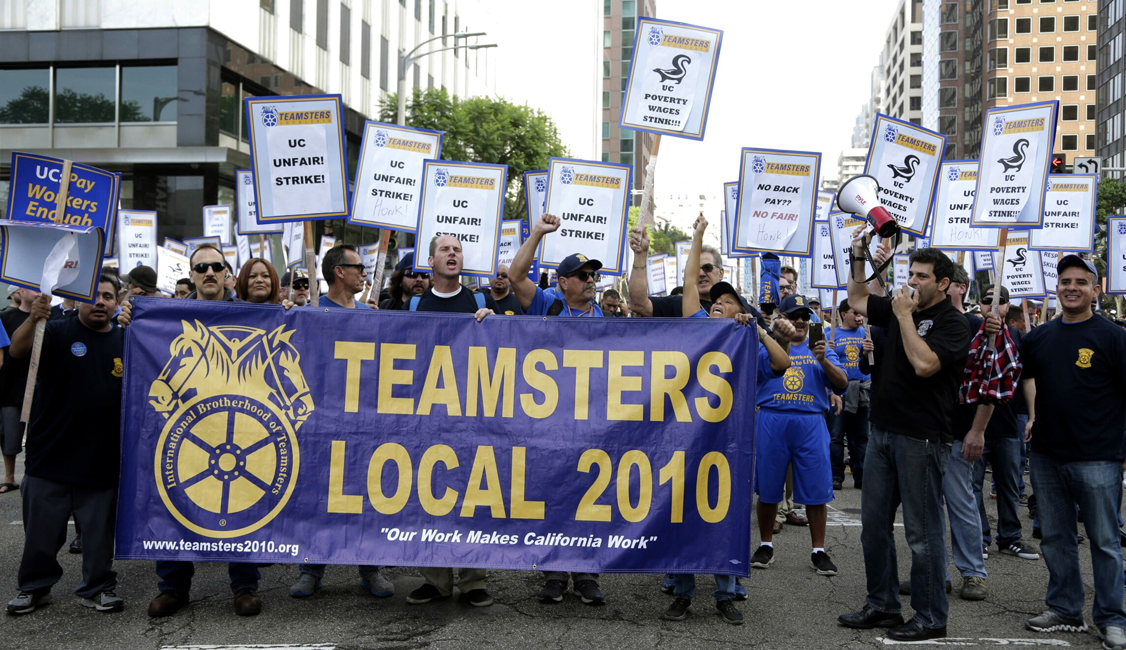Unions give $1 3 billion to Democrats, liberal groups since 2010