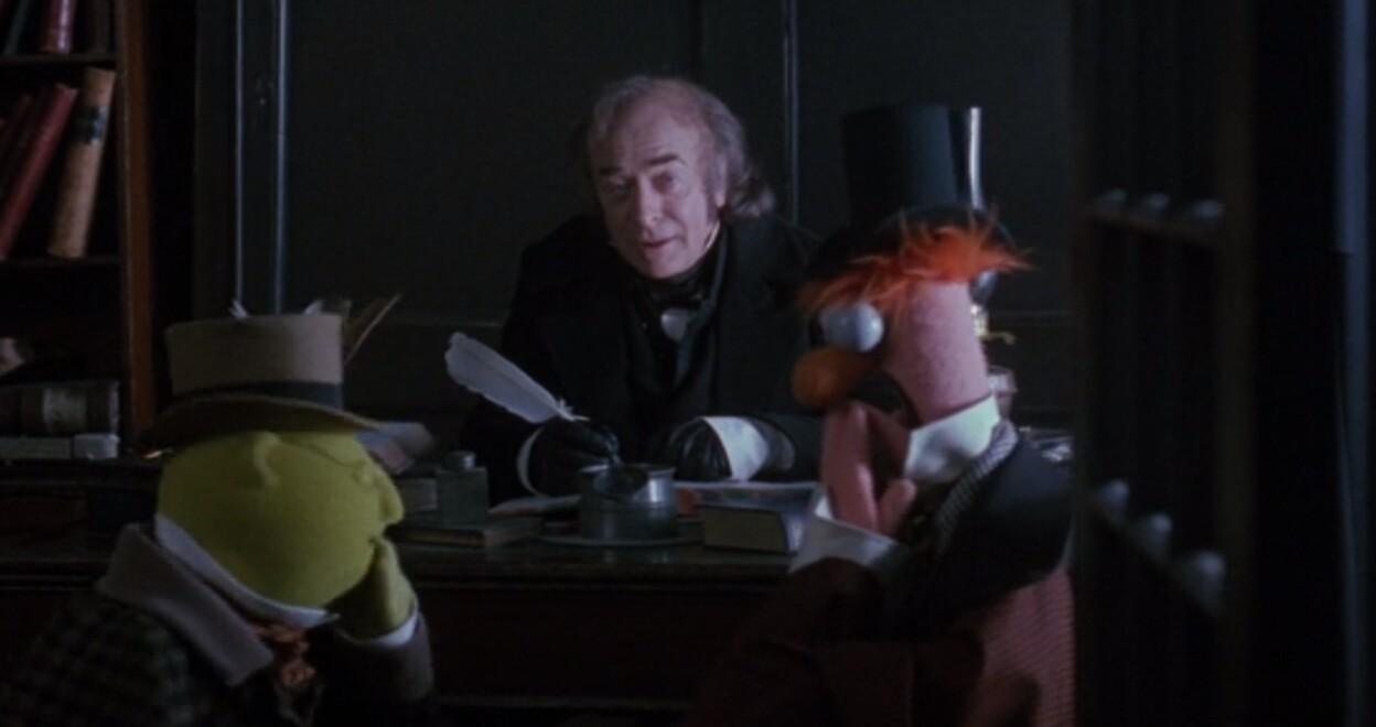 The Muppet Christmas Carol Jacob Marley.Charles Dickens And The Muppet Christmas Carol My Ebenezer