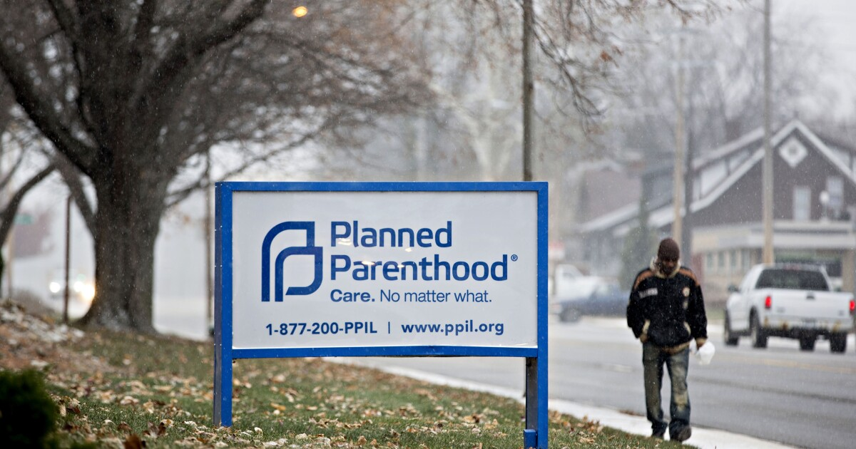 New Planned Parenthood policy map is remarkably inaccurate