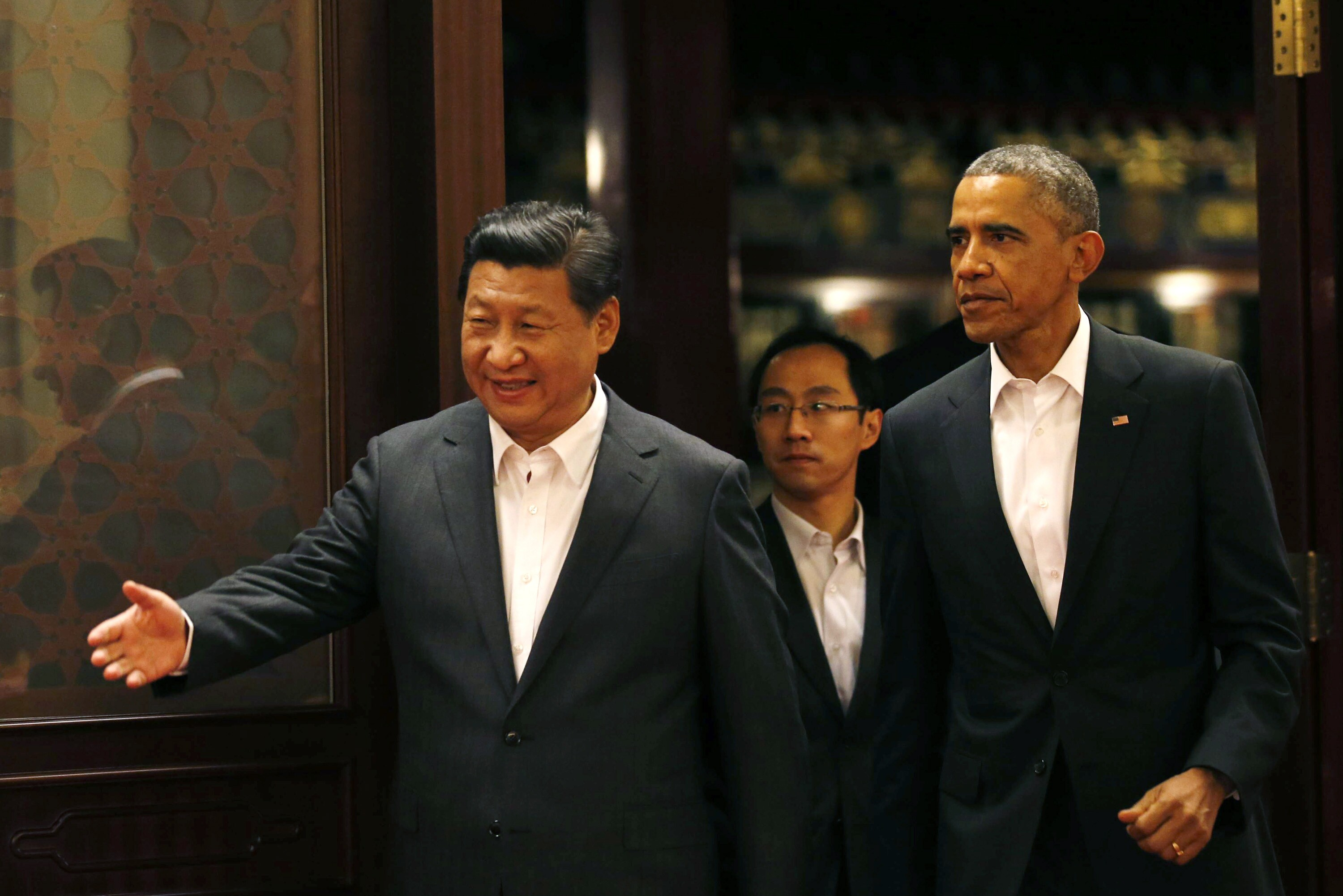 Obama Pacific Pact A Stepping Stone Toward Free Trade With China