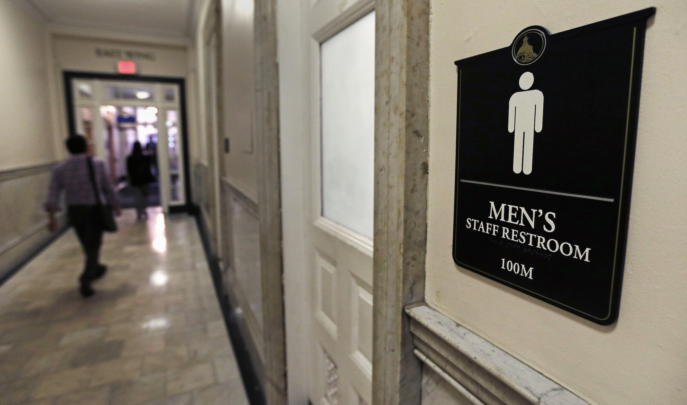 WH Transgender Bathroom Use Is A States Rights Issue - How many bathrooms are in the white house