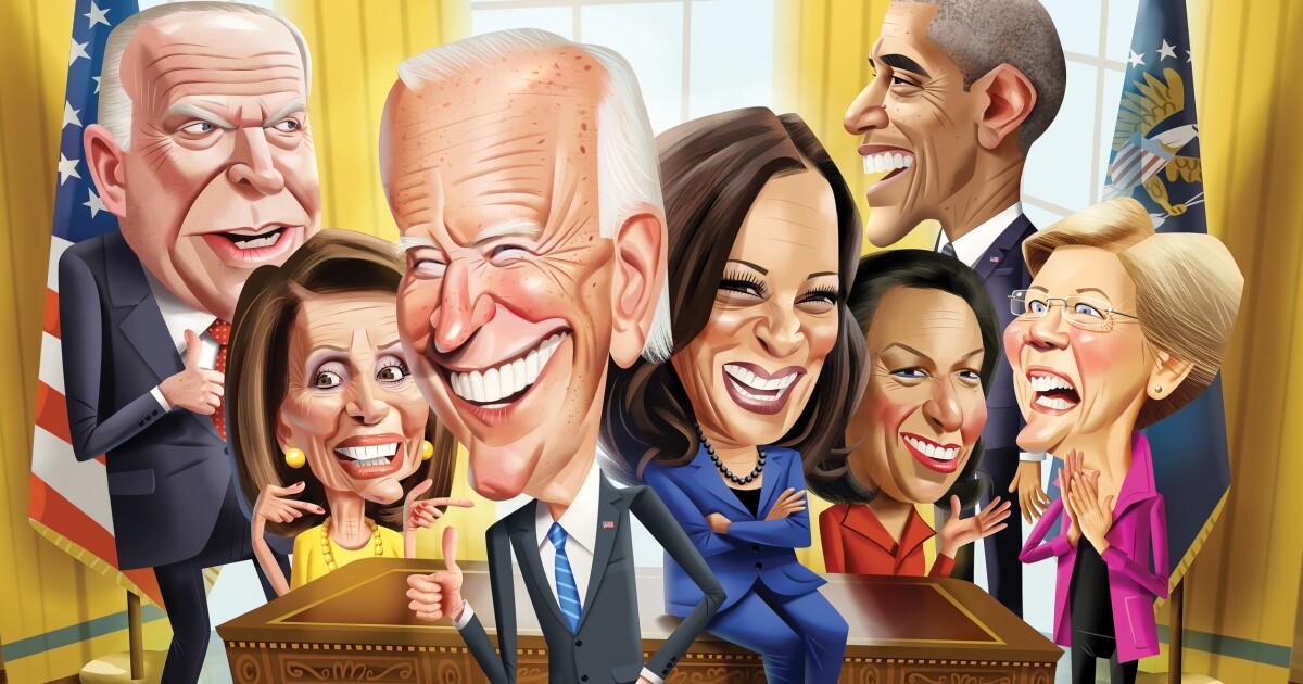 Joe Biden's world