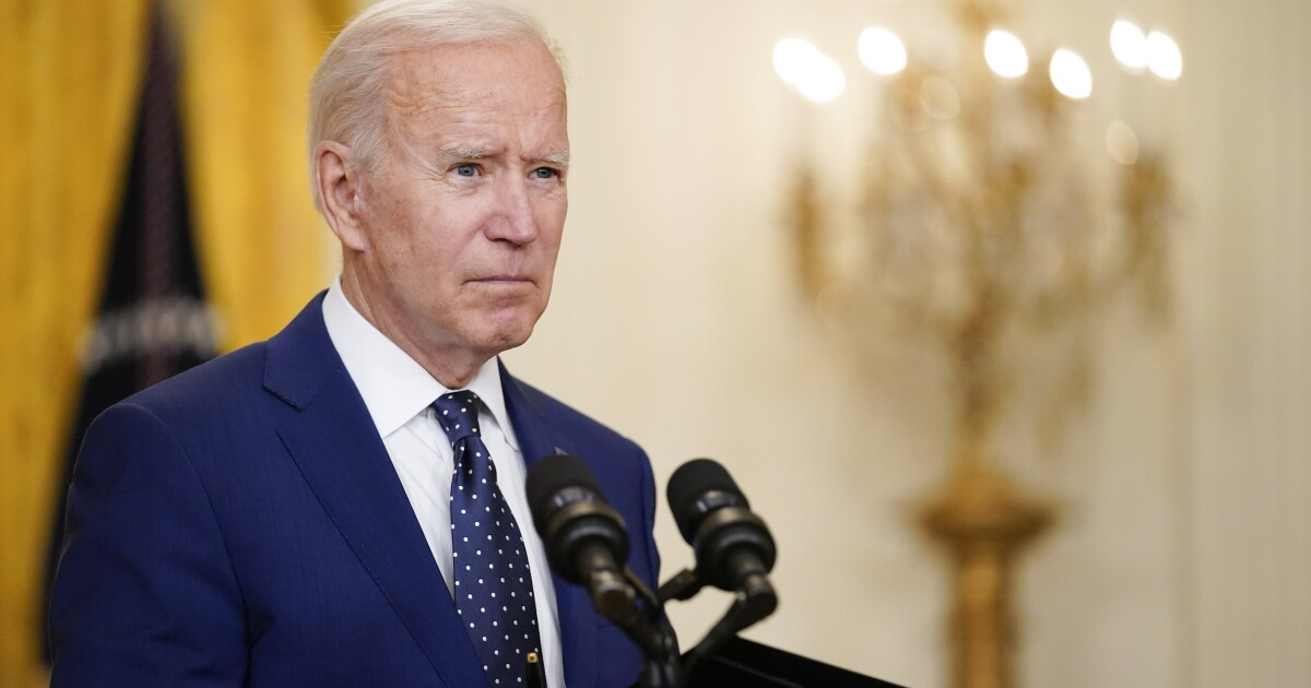 Top Senate Democrat faults Biden for blocking 'vetted refugees currently waiting' to enter US