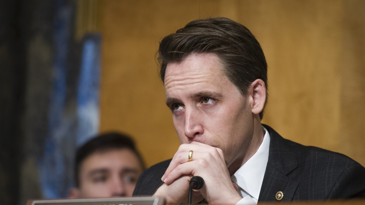 China is a serious threat, and Josh Hawley is a rare Senator who gets it