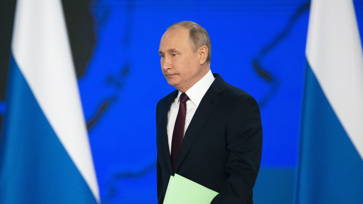Russia is weak, contrary to popular belief