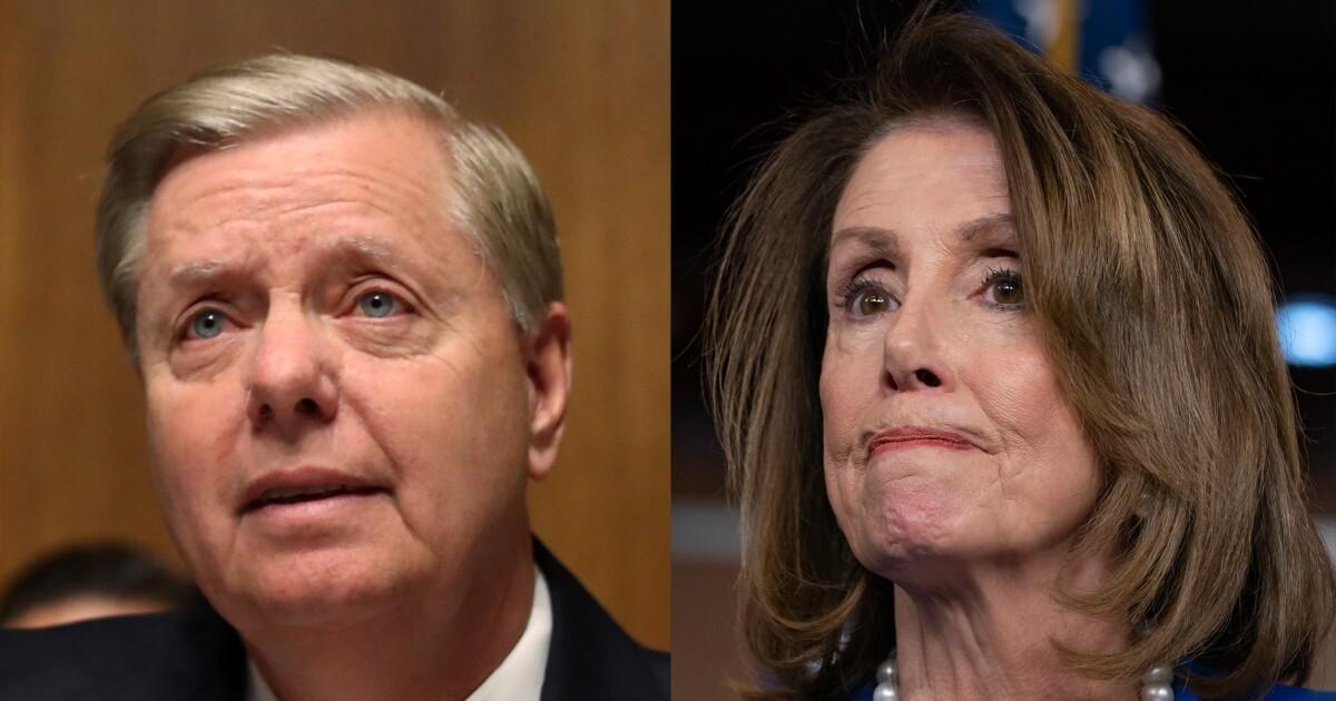 Lindsey Graham: Pelosi may be 'delusional'
