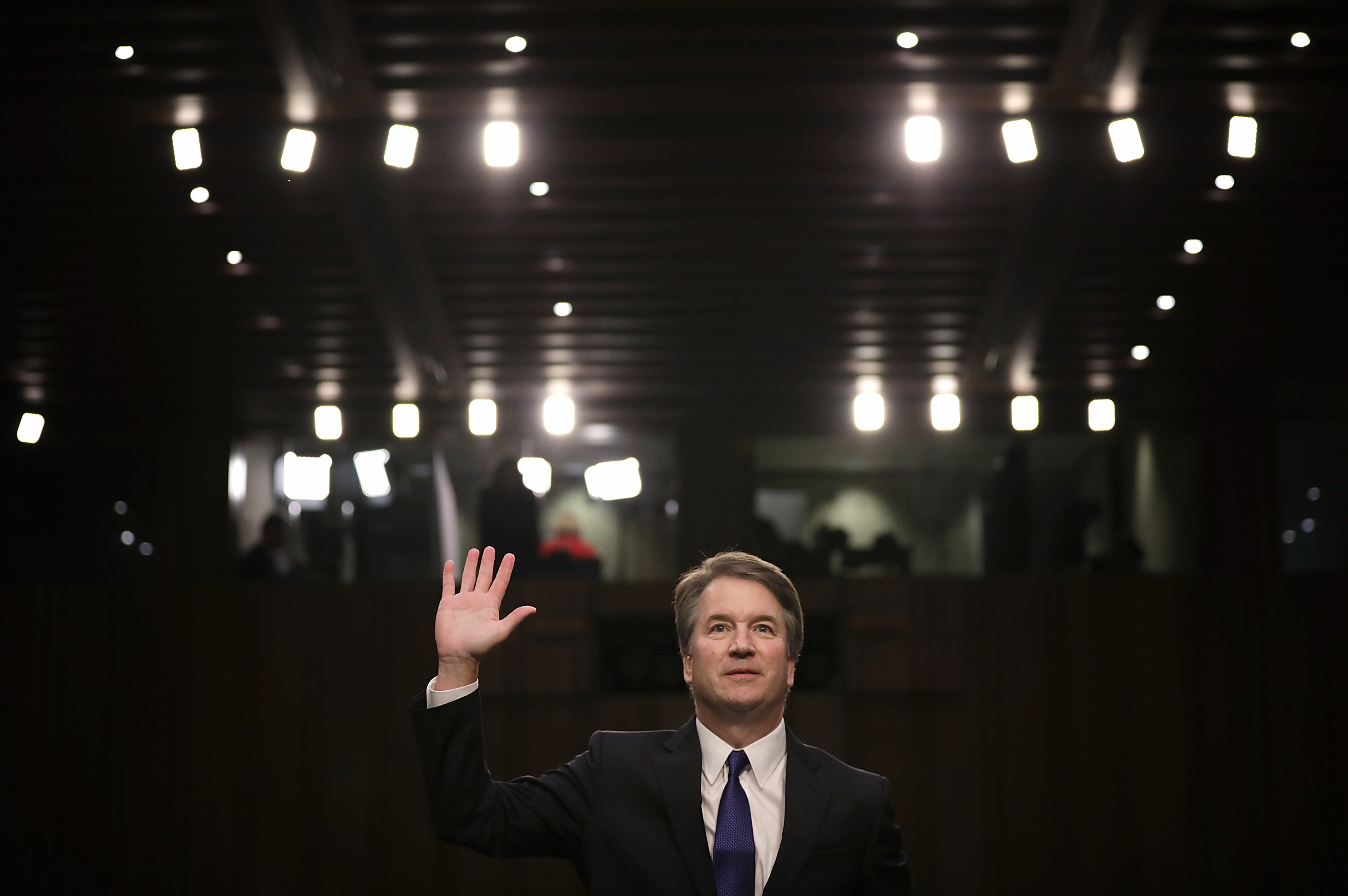 Kavanaugh and the Burden of Proof