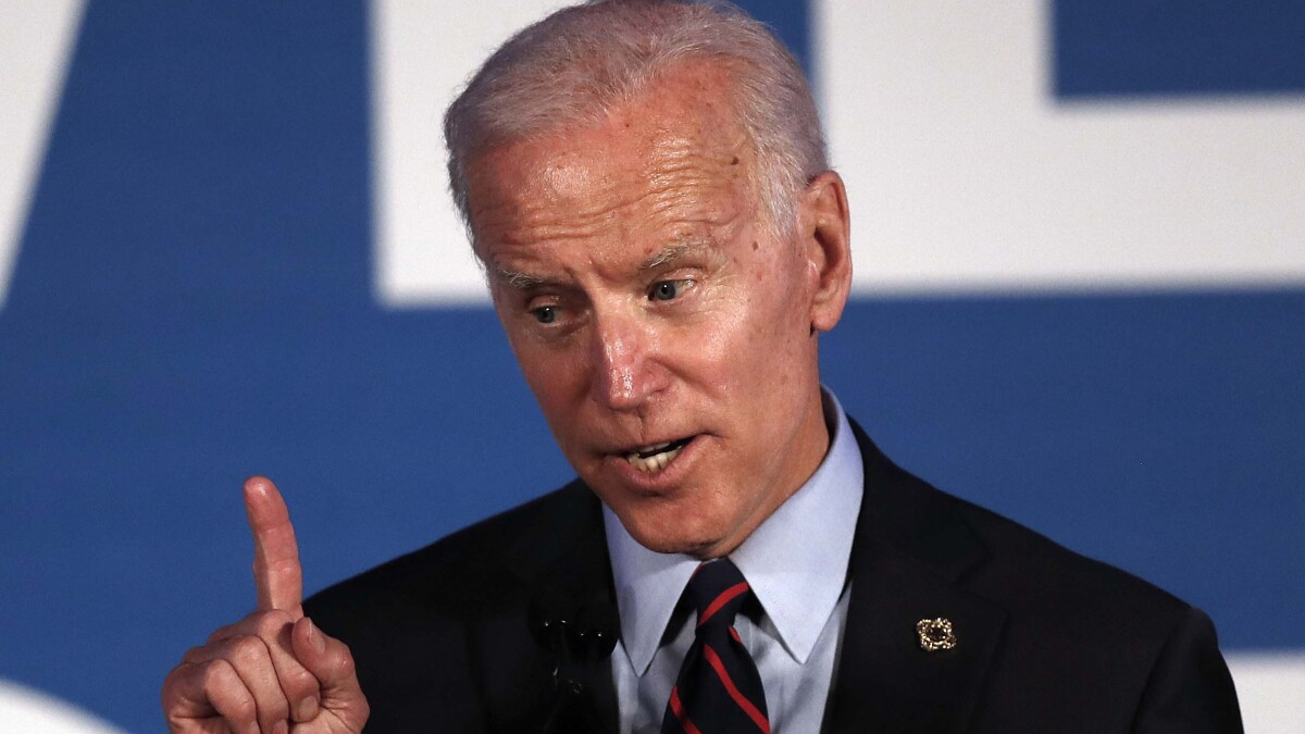 Biden: 'I wasn't trying to mislead anybody' with false war story