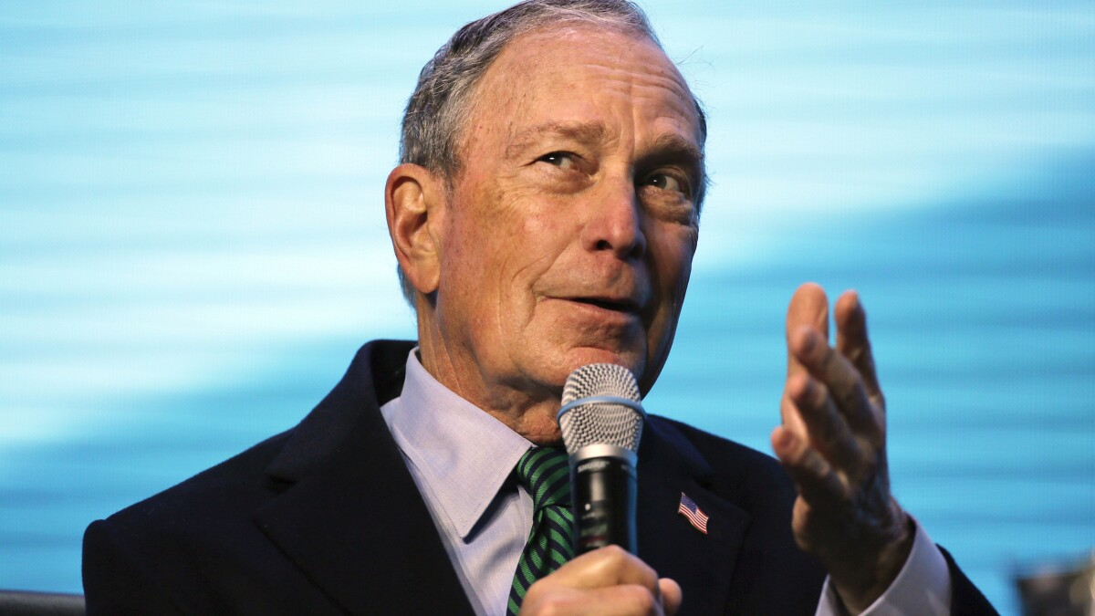 Michael Bloomberg's outrageous response to the Texas church shooting