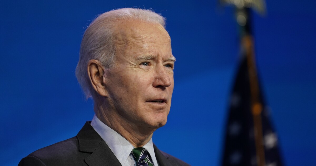 Biden punts to Congress on voting rights campaign...