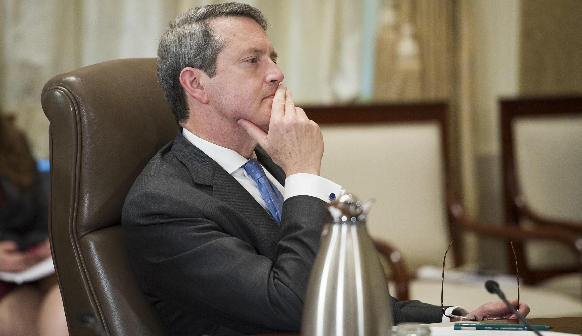 Senator Looks To Ease Burden For >> Senate Confirms Top Trump Financial Regulator Randal Quarles To