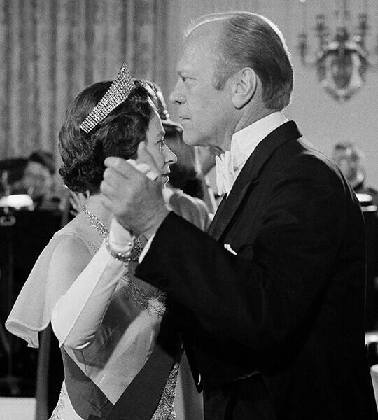 Gerald Ford Elizabeth