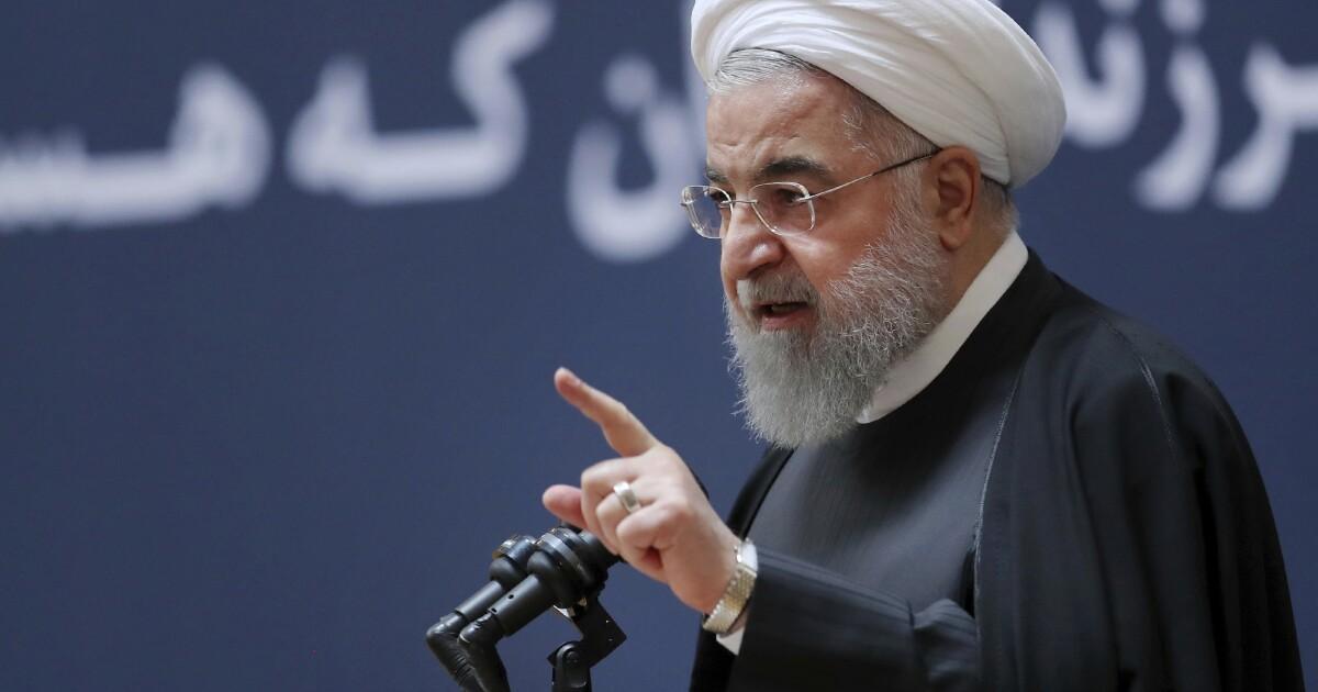 US downplays rocket attack amid Iran war fears