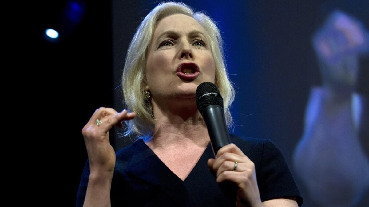 Kirsten Gillibrand proposes bill requiring attorneys for asylum-seekers