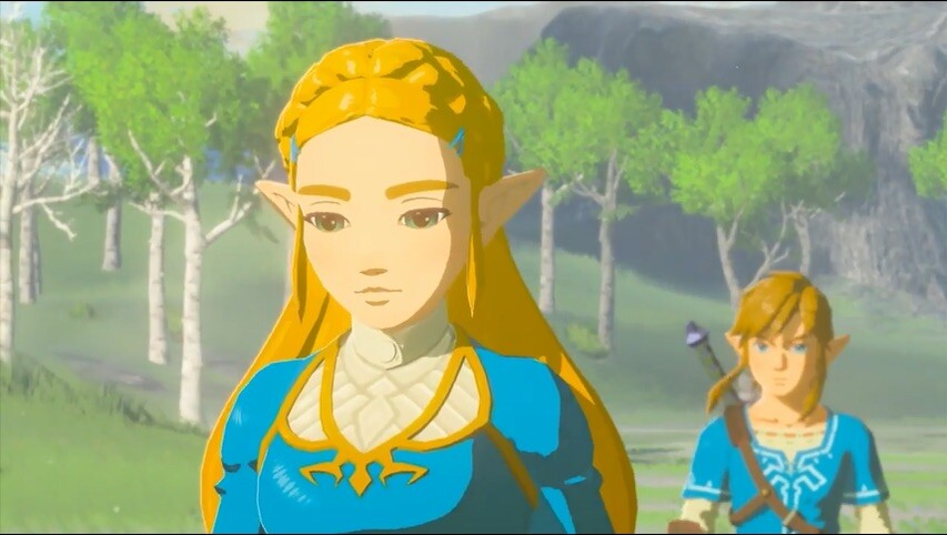 Zelda Is Gaming's Most Evolved Female Character
