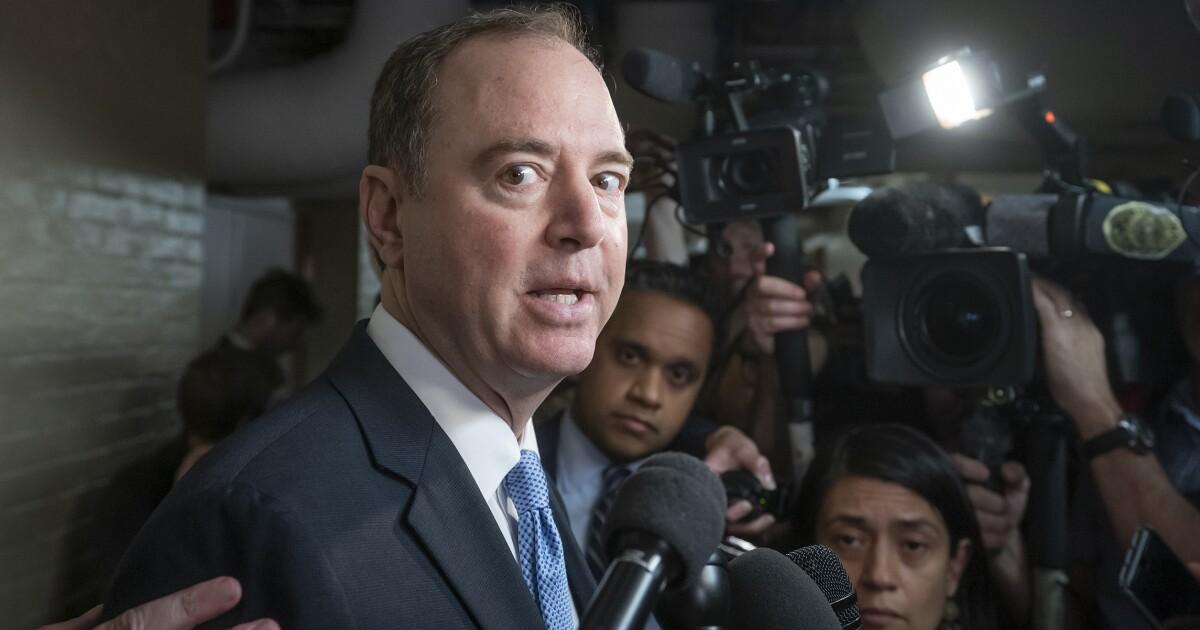 Adam Schiff: 'We're taking steps' to get Rod Rosenstein to testify