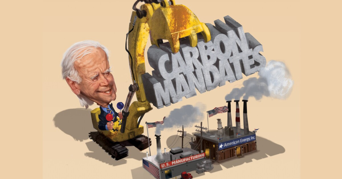 Meeting Biden's climate pledge would require 'dramatic' changes to fossil fuel-based economy