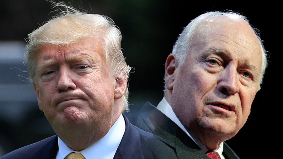 Republicans tried to force a vote on Cheney's impeachment in 2007; they should do it again now for Trump