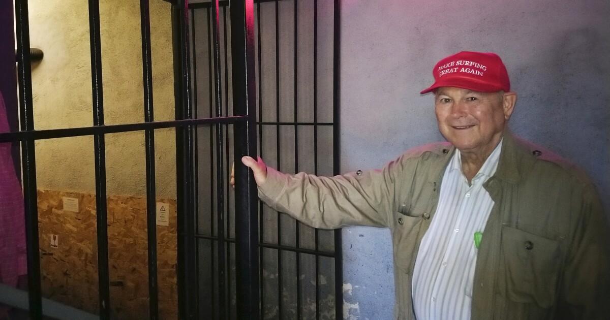 Former congressman at center of Julian Assange controversy...