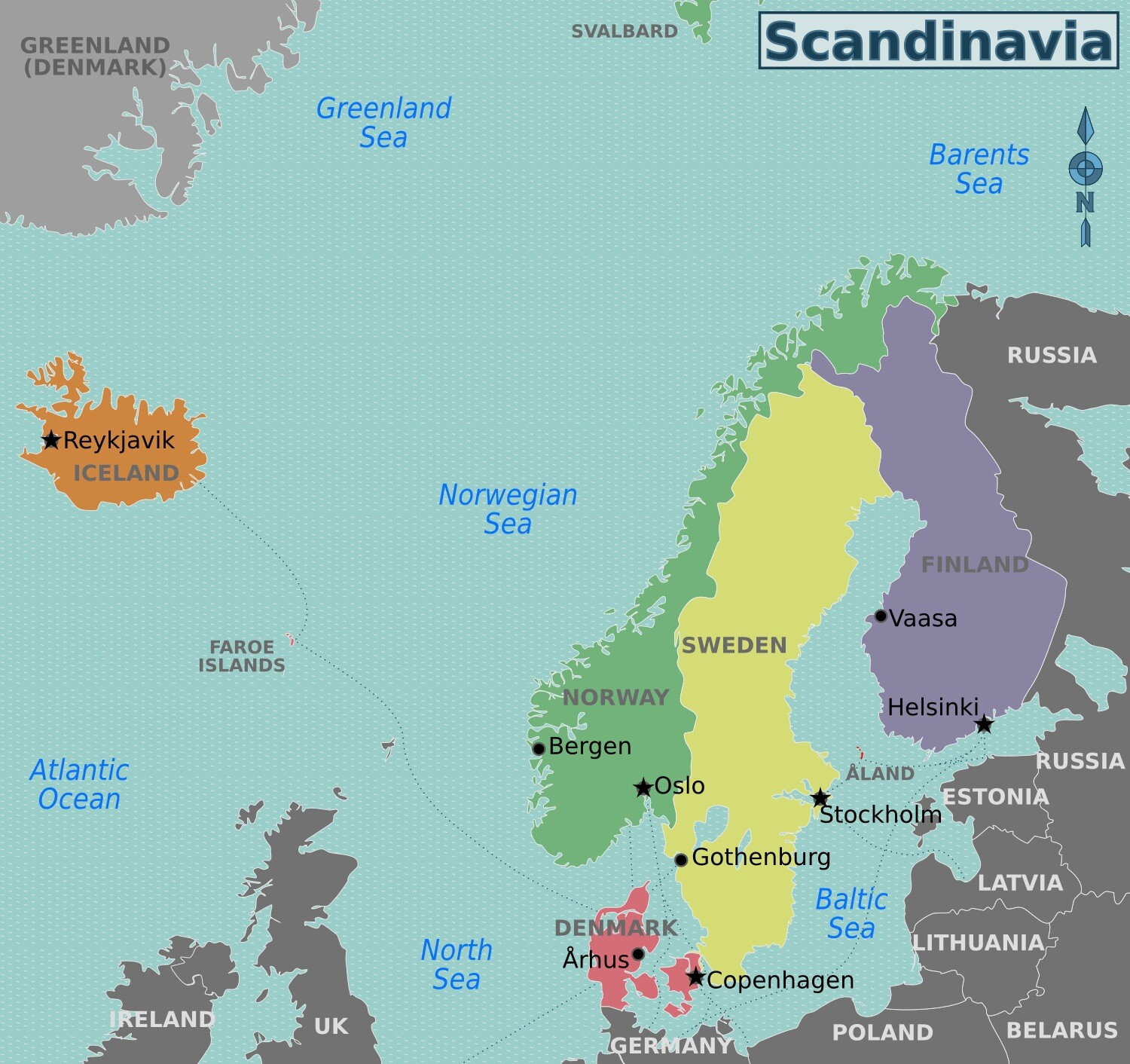 Image result for images of scandinavia