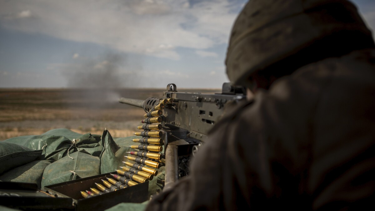 Special operations Marines to call for end of iconic machine gun: M2 'Ma Deuce' soon will be replaced