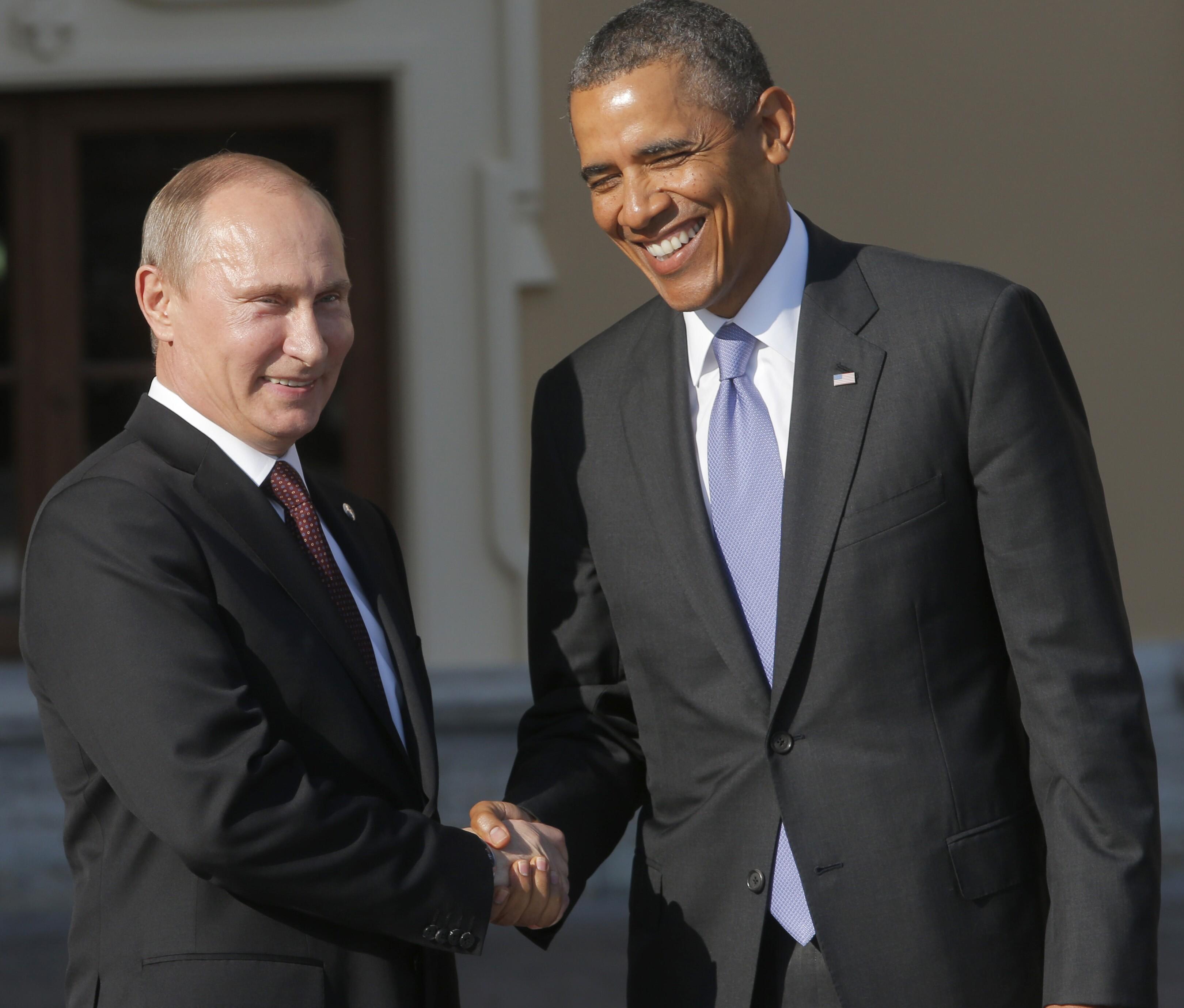 How the Obama-Vladimir Putin relationship died
