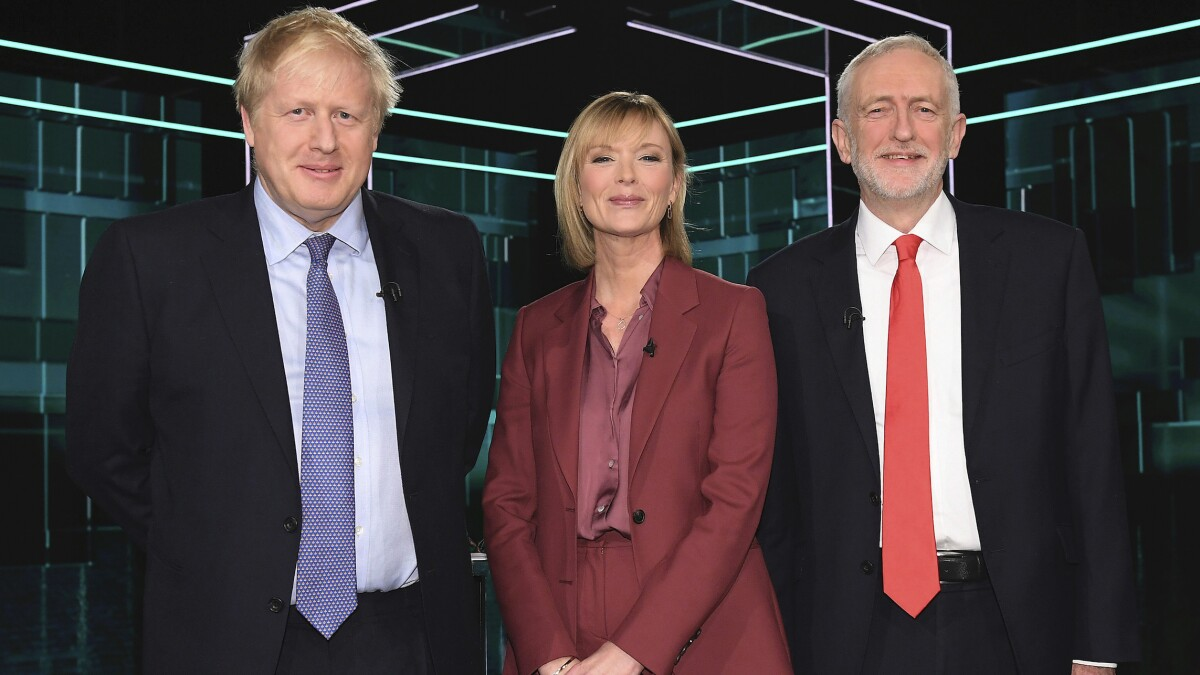 First UK election debate was a total shambles