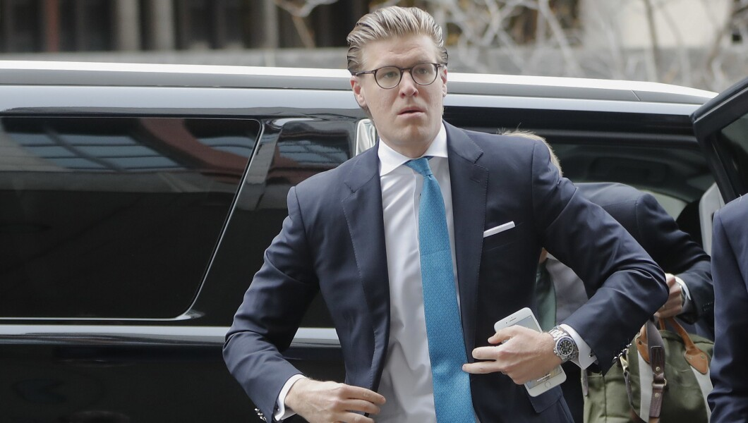 Alex van der Zwaan sentenced in Mueller investigation