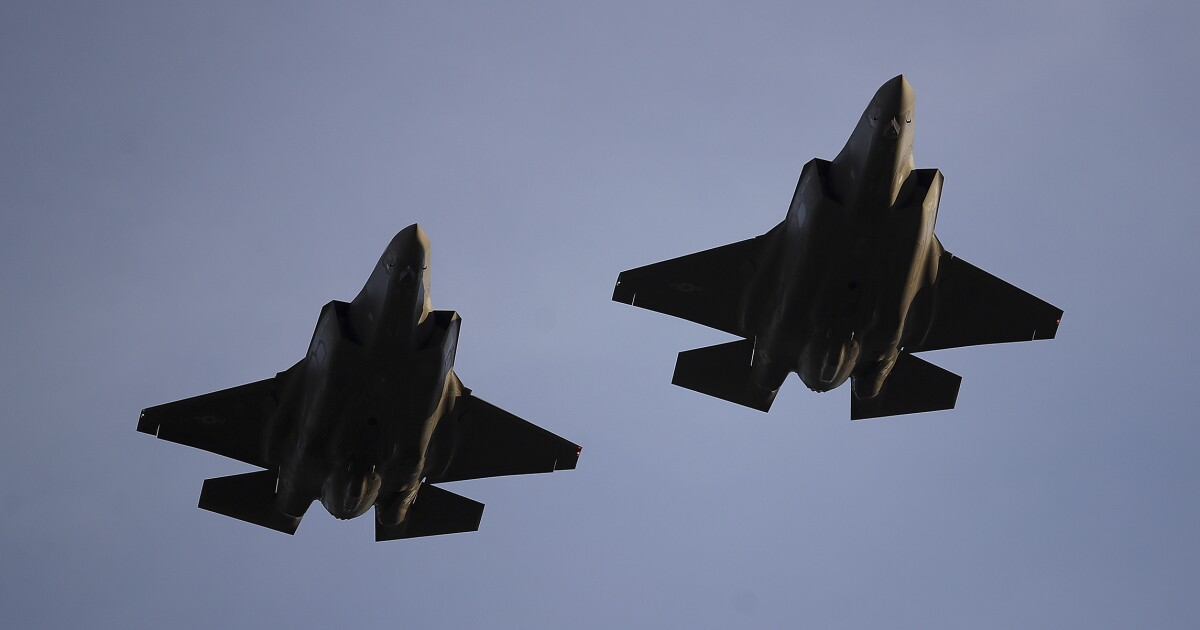 Taking Turkey's F-35s is the right move for the wrong reason