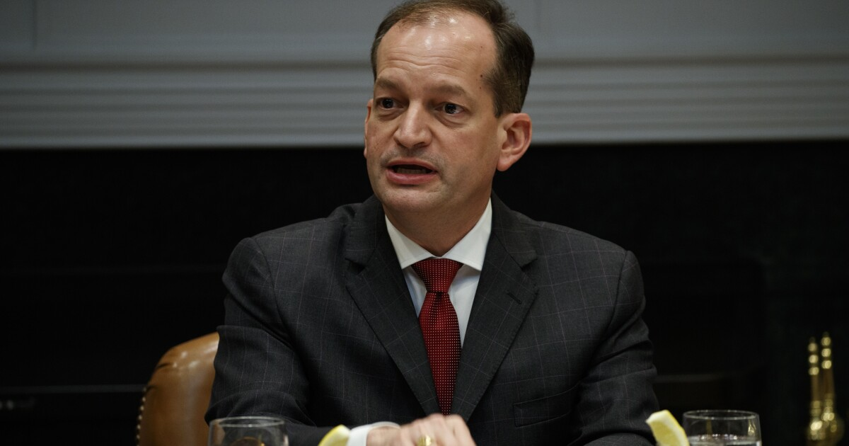 No Reason For Keeping Felons From Most Jobs Labor Secretary