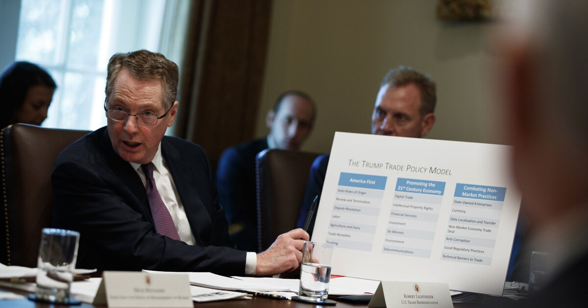Business warns steel tariffs could hurt USMCA passage
