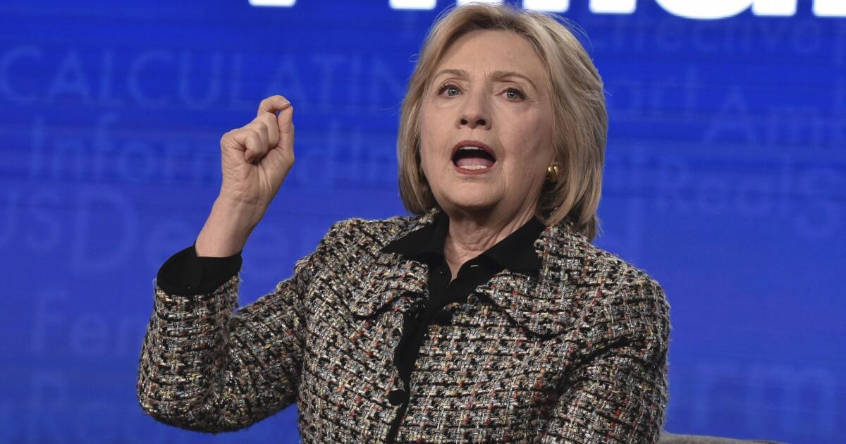 Clinton shuts down rumors of being Bloomberg running mate