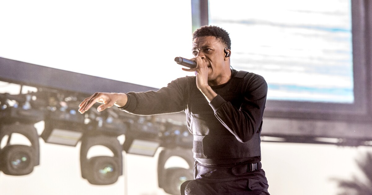 Rapper Vince Staples reminds everyone that the #MeToo