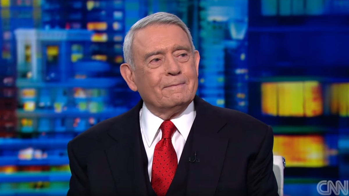 We need to talk about Dan Rather's repeat appearances on a show called <i>Reliable Sources</i>