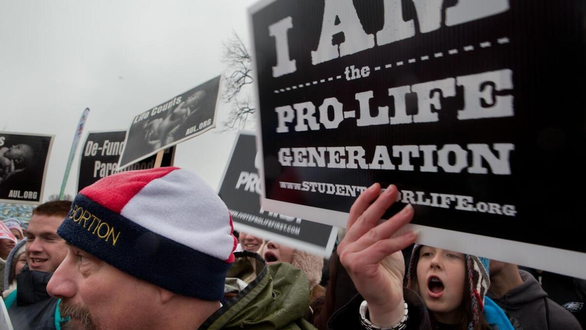 <i>New York Times</i> and NPR use phrase 'anti-abortion rights' in articles describing March for Life