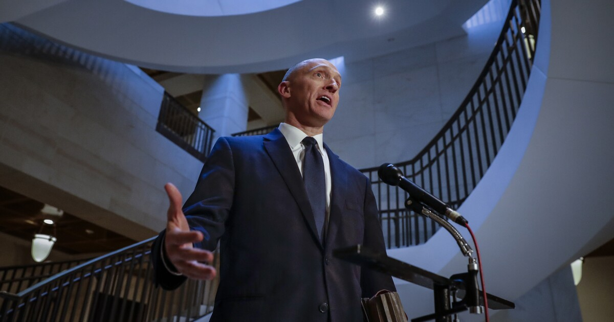 FBI's FISA review suggests Carter Page investigation was uniquely flawed